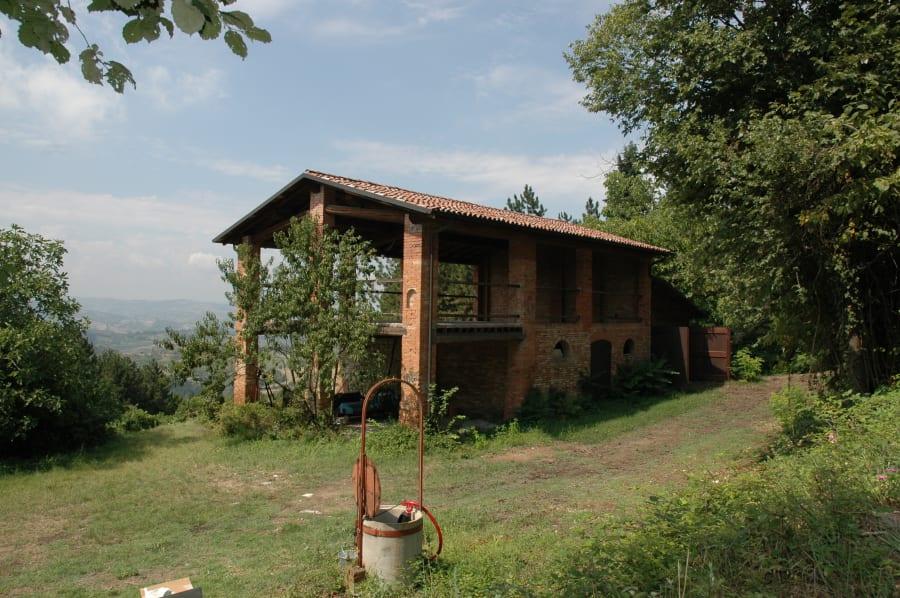 Agriturismo Guardastelle Bologna - AGOSTO 2004 IL FIENILE