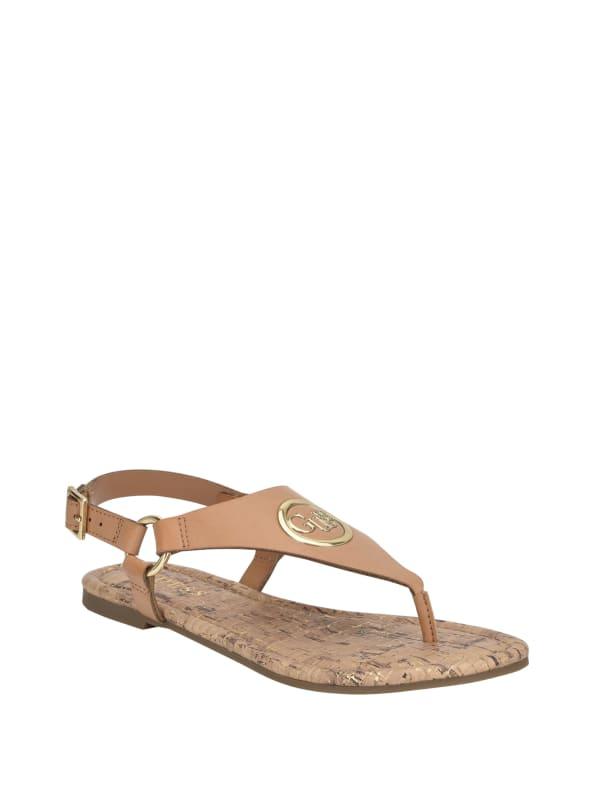 Lawson Logo Sandals