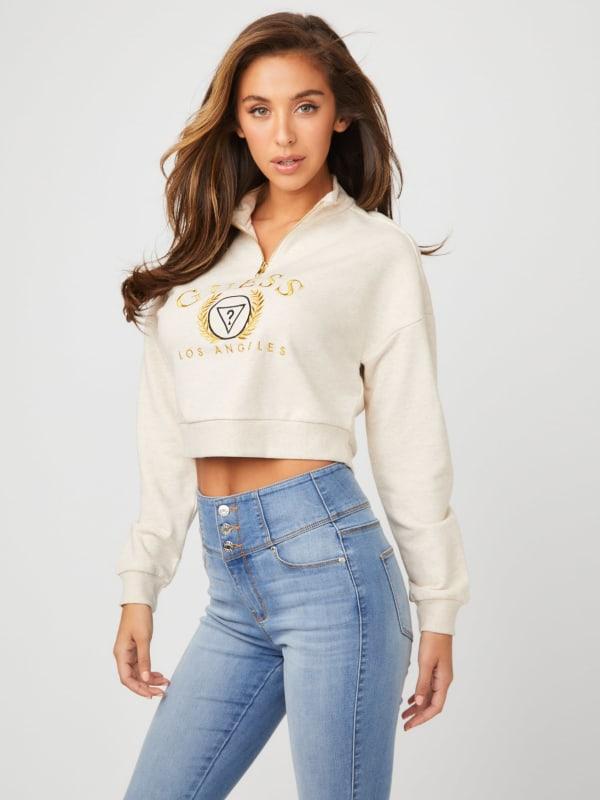 Kimbro Crest Half-Zip Pullover