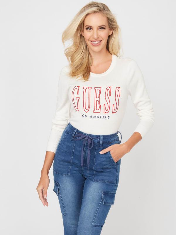 Byers Logo Sweater