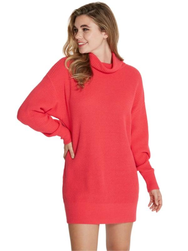 Missy Turtleneck Sweater Dress