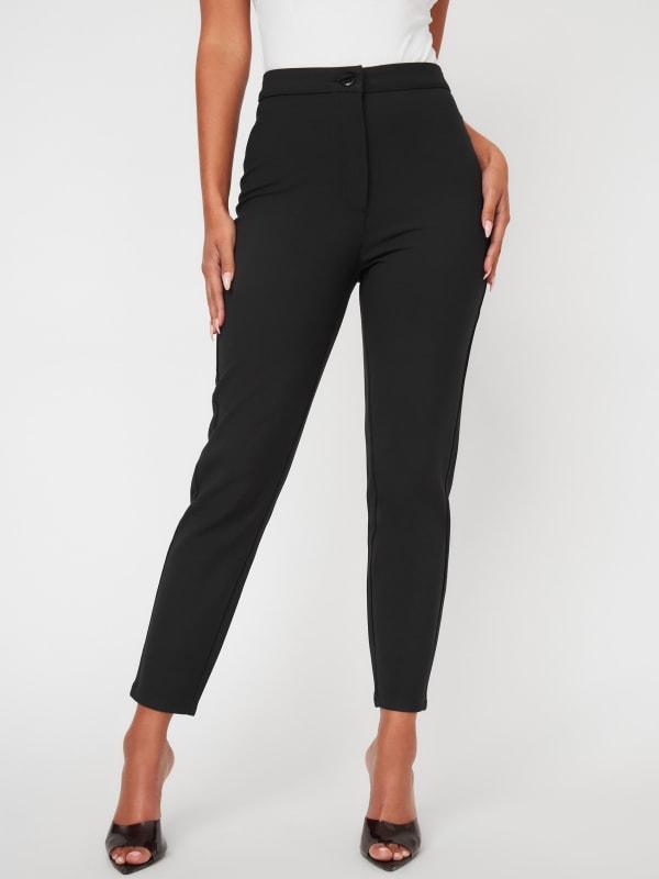 Yanko High-Rise Suit Pants