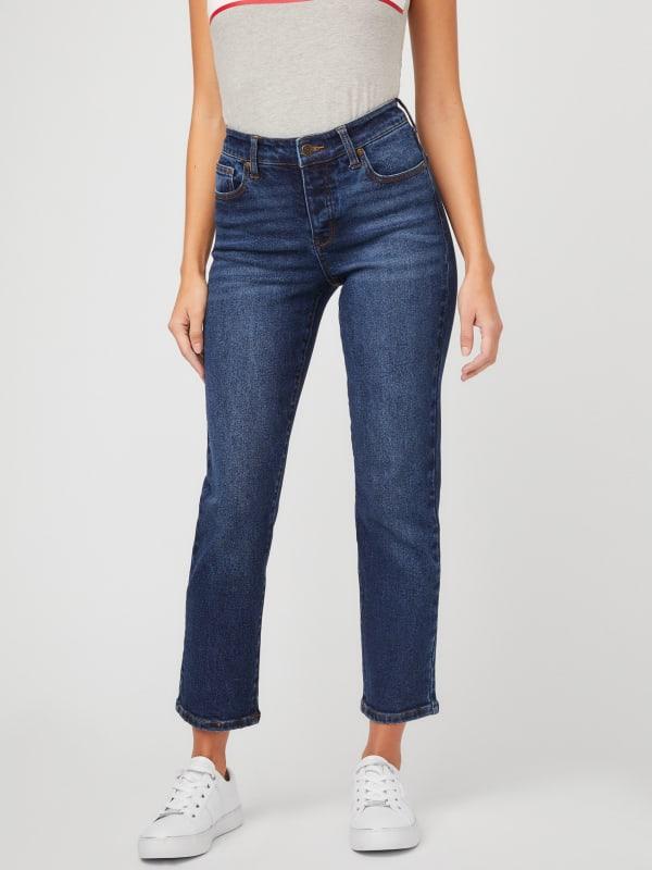 Mckenzie Curvy Slim Mid-Rise Jeans
