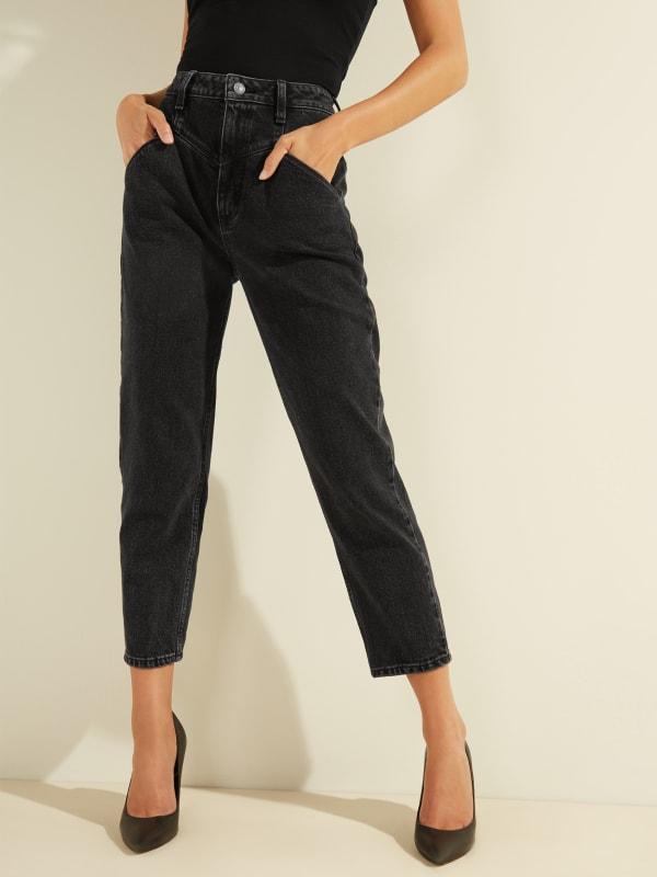 80s Super-High Rise Mom Jeans