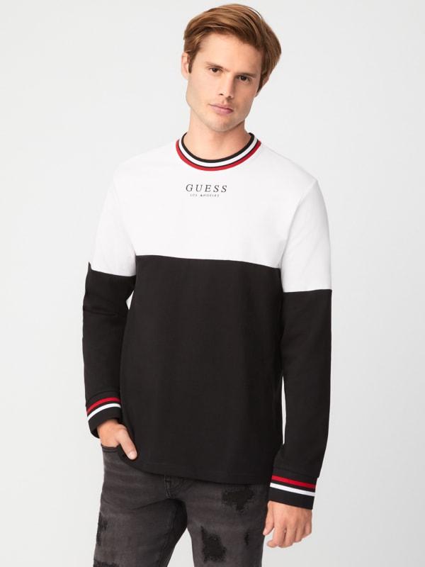 Peety Color-Block Sweater