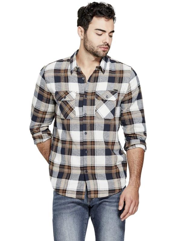 Taber Plaid Shirt