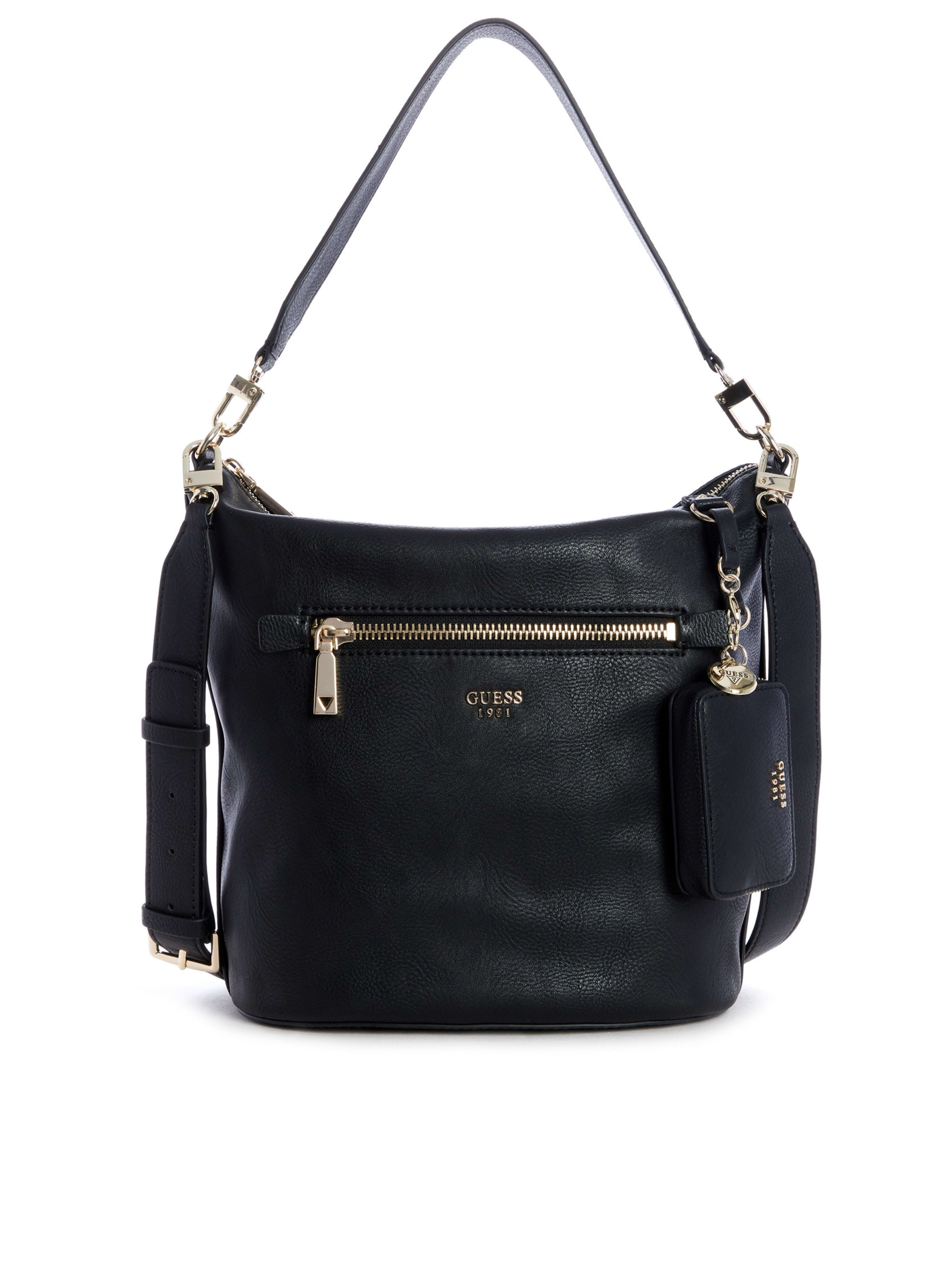 Talan Hobo Bag with Detachable Coin Pouch & Handle