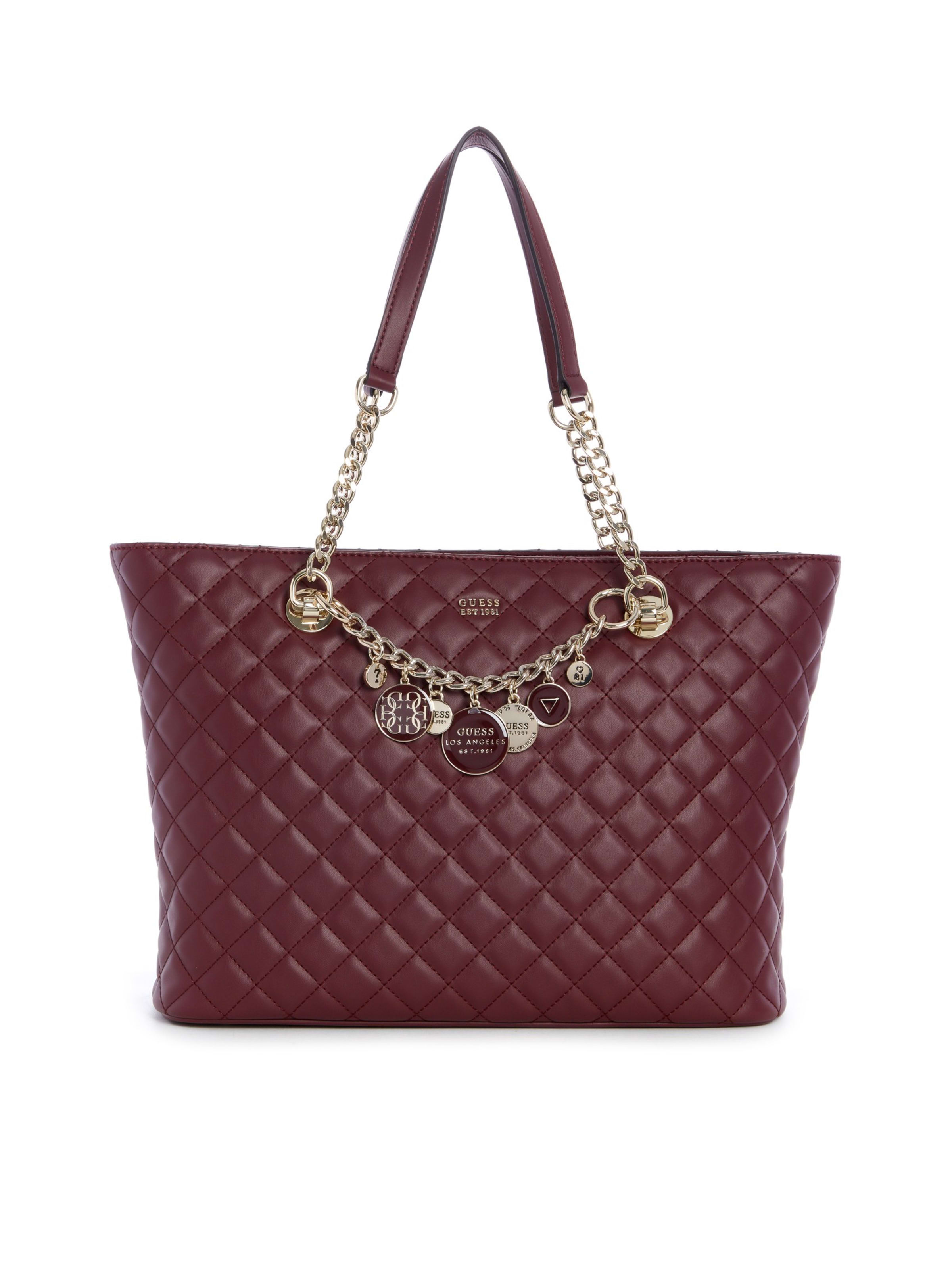 Victoria Quilted Tote |