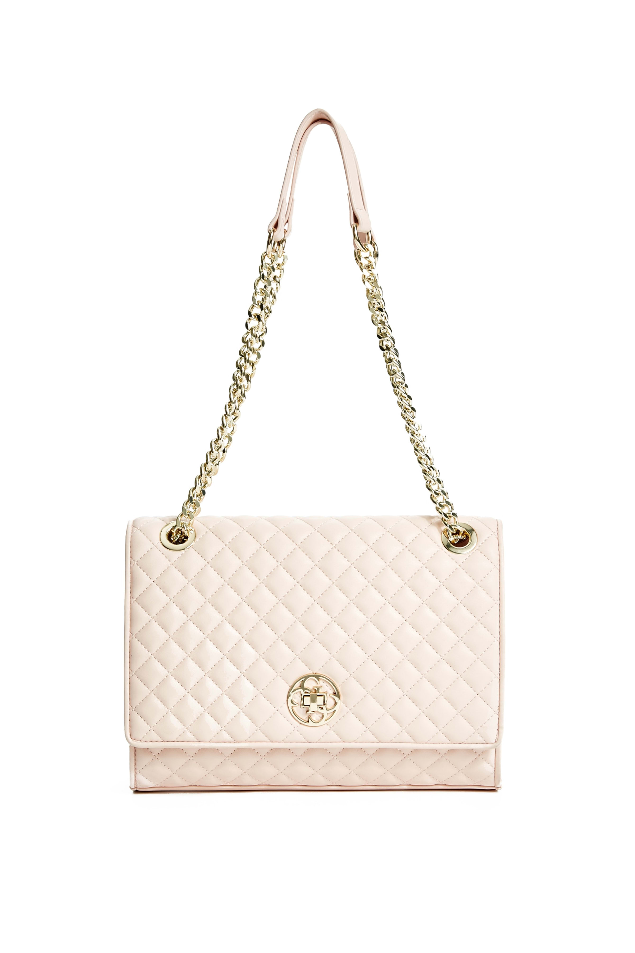 Classic Quilted Shoulder Bag |
