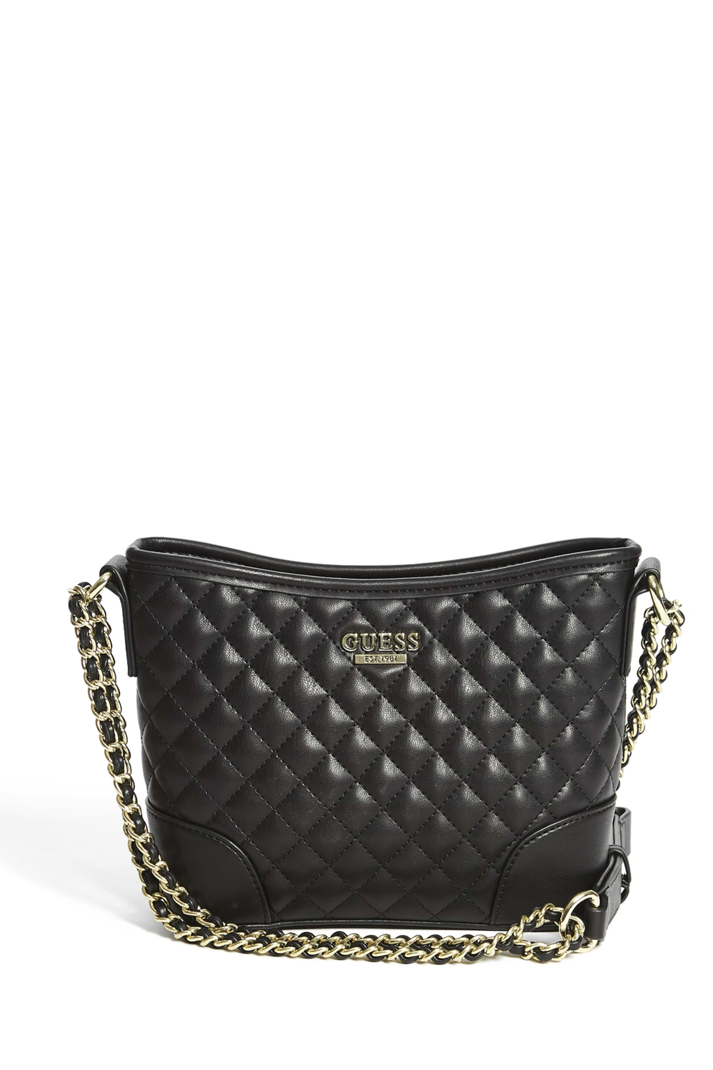 Kris Quilted Small Hobo Bag |