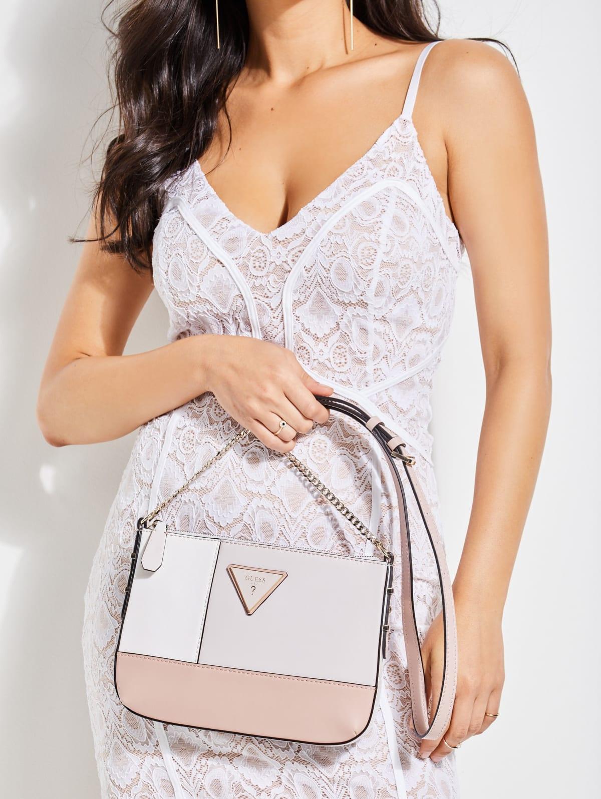 Kamryn Color Block Logo Mini Crossbody | Purses, handbags