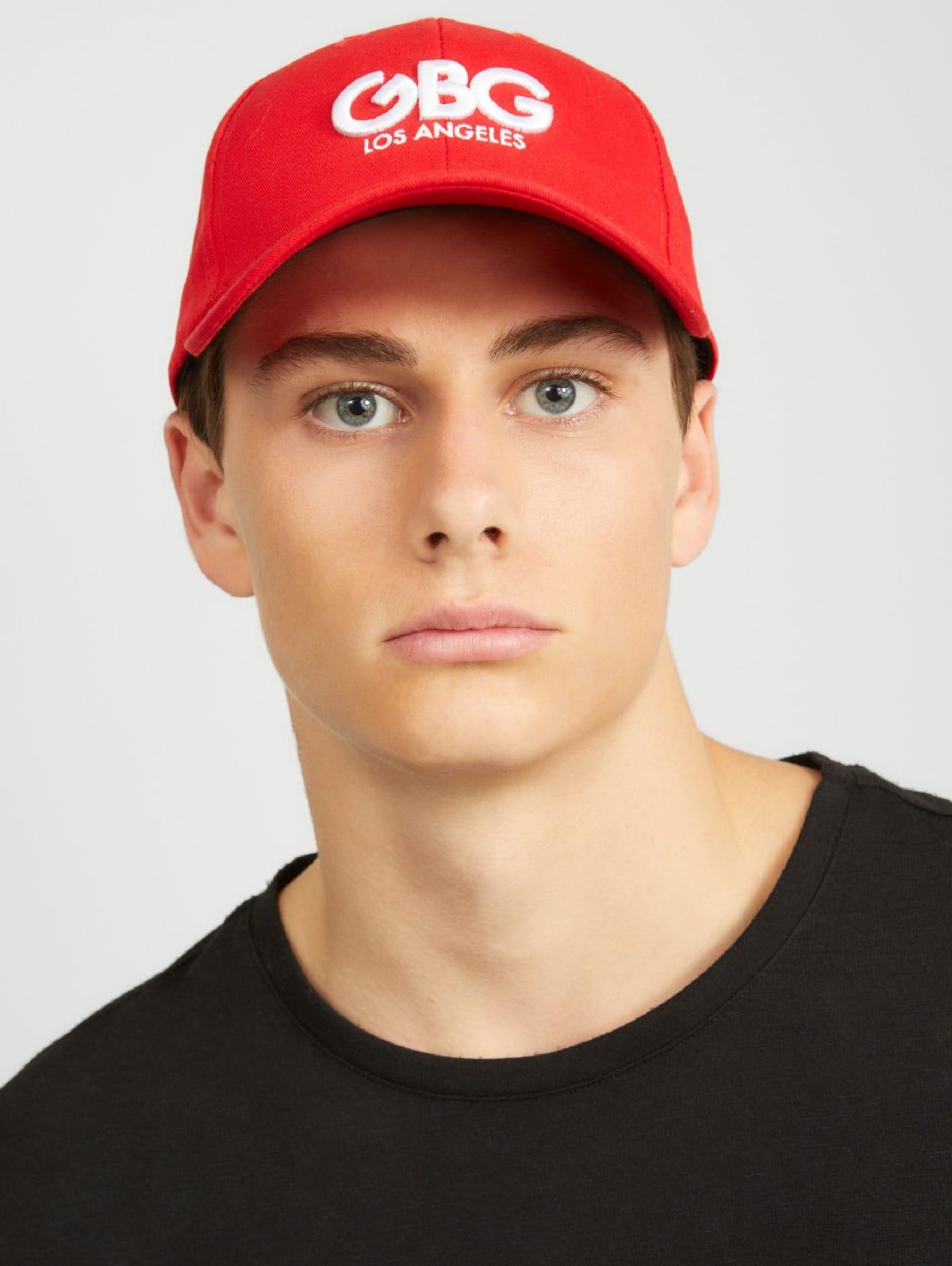 G By Guess Men/'s G Logo Snapback Hat