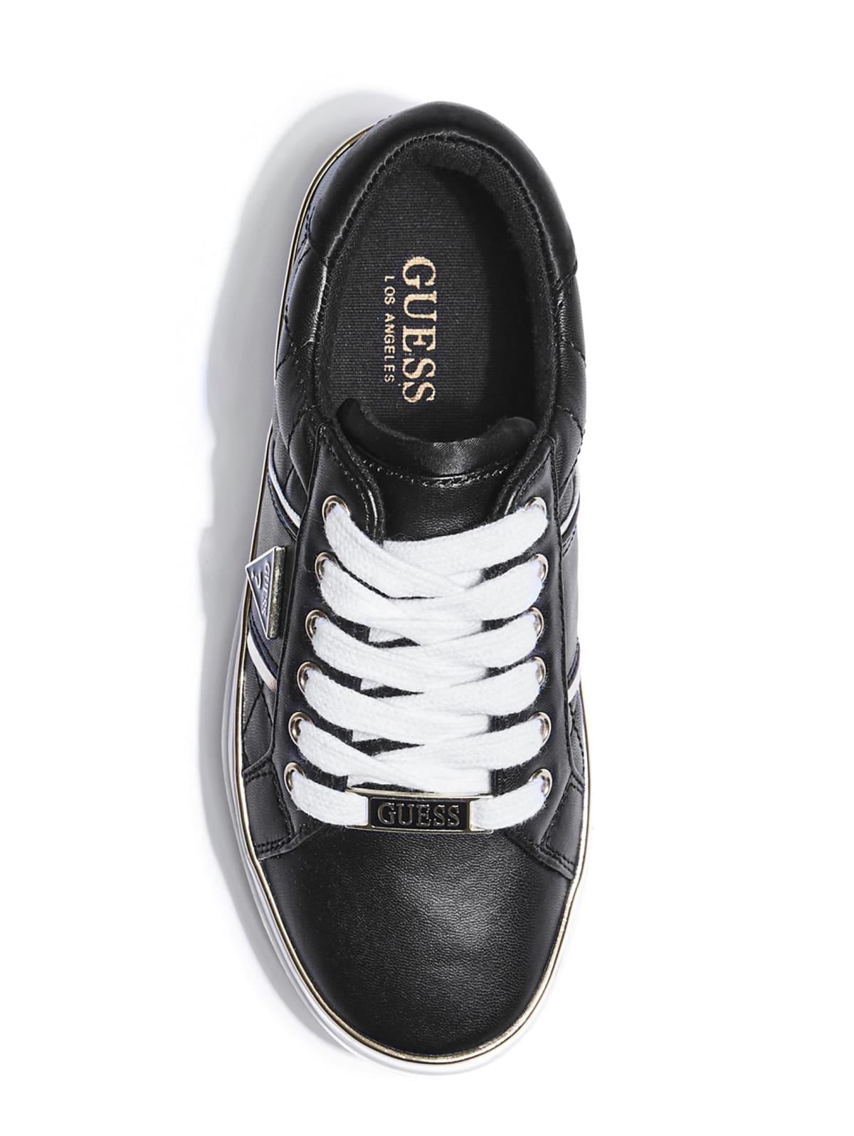 GUESS Factory Kids Gayla Girls Platform Sneakers