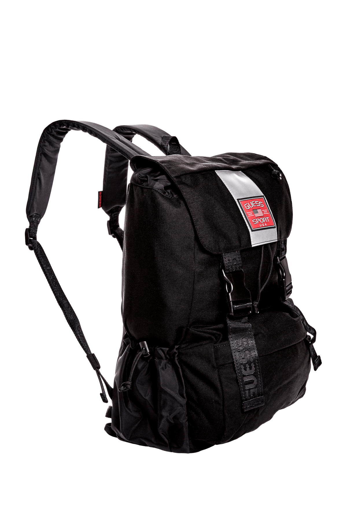 Details about Guess Jeans X Sean Wotherspoon Farmers Market Exclusive Black Backpack