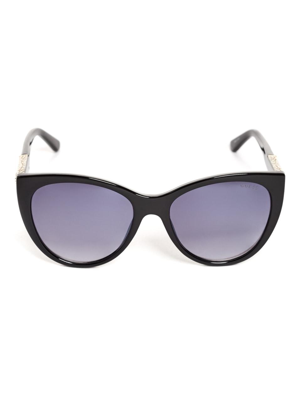 GUESS-Factory-Women-039-s-Plastic-Cat-Eye-Sunglasses thumbnail 6
