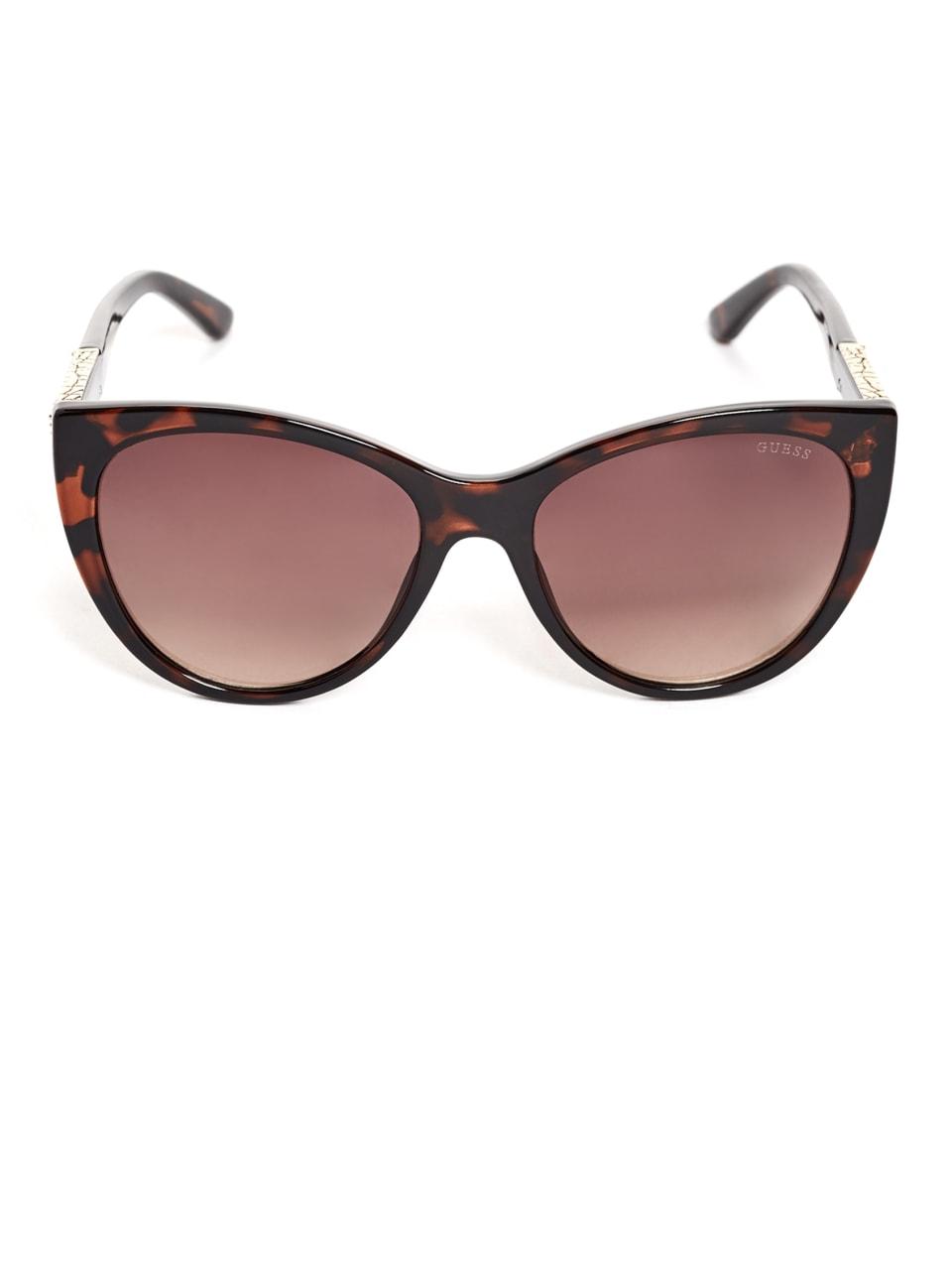 GUESS-Factory-Women-039-s-Plastic-Cat-Eye-Sunglasses thumbnail 9
