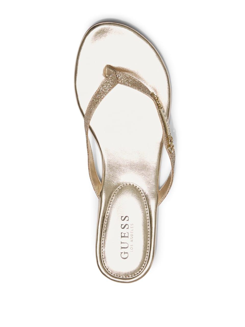 GUESS-Factory-Women-039-s-Christal-Flip-Flops thumbnail 15