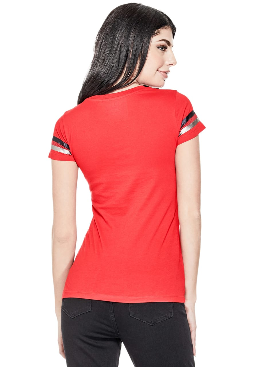 GUESS-Factory-Women-039-s-Las-Vegas-City-Tee thumbnail 15