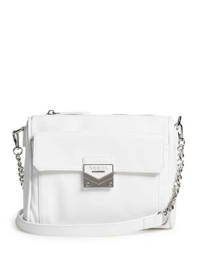 women  Adoro Logo Crossbody at Guess