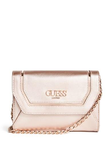 women  Valora Convertible Belt Bag at Guess