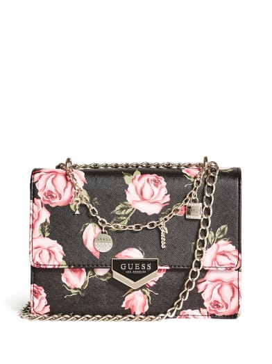 new-arrivals  Julina Quilted Crossbody at Guess