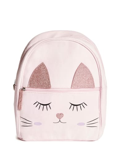 kids  Cat Backpack at Guess