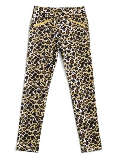kids  Vera Leopard-Print Leggings (7-16) at Guess