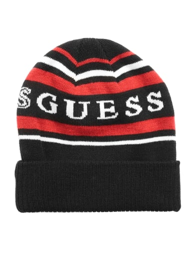 sale  Collegiate Logo Beanie at Guess