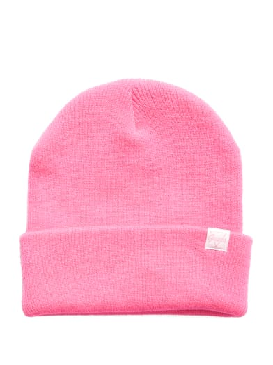 sale Neon Logo Patch Beanie at Guess