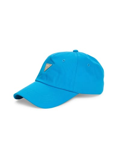 women  Logo Emblem Baseball Hat at Guess