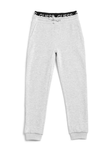 sale  Iman Glitter Logo Joggers (7-14) at Guess