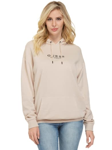 sale Kyle Oversized Logo Hoodie at Guess
