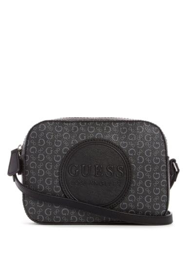 women  Thornton Logo Camera Bag at Guess