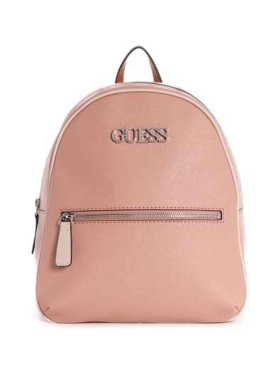 women  Vanwell Color-Block Backpack at Guess