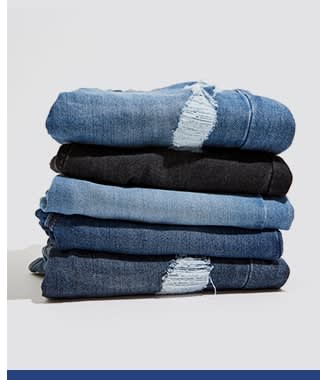 DENIM FROM