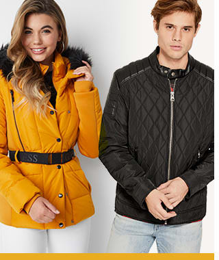 ALL JACKETS ON SALE