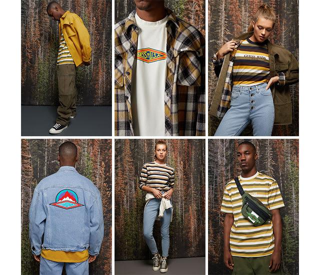 GUESS Jeans U.S.A Fall 2018