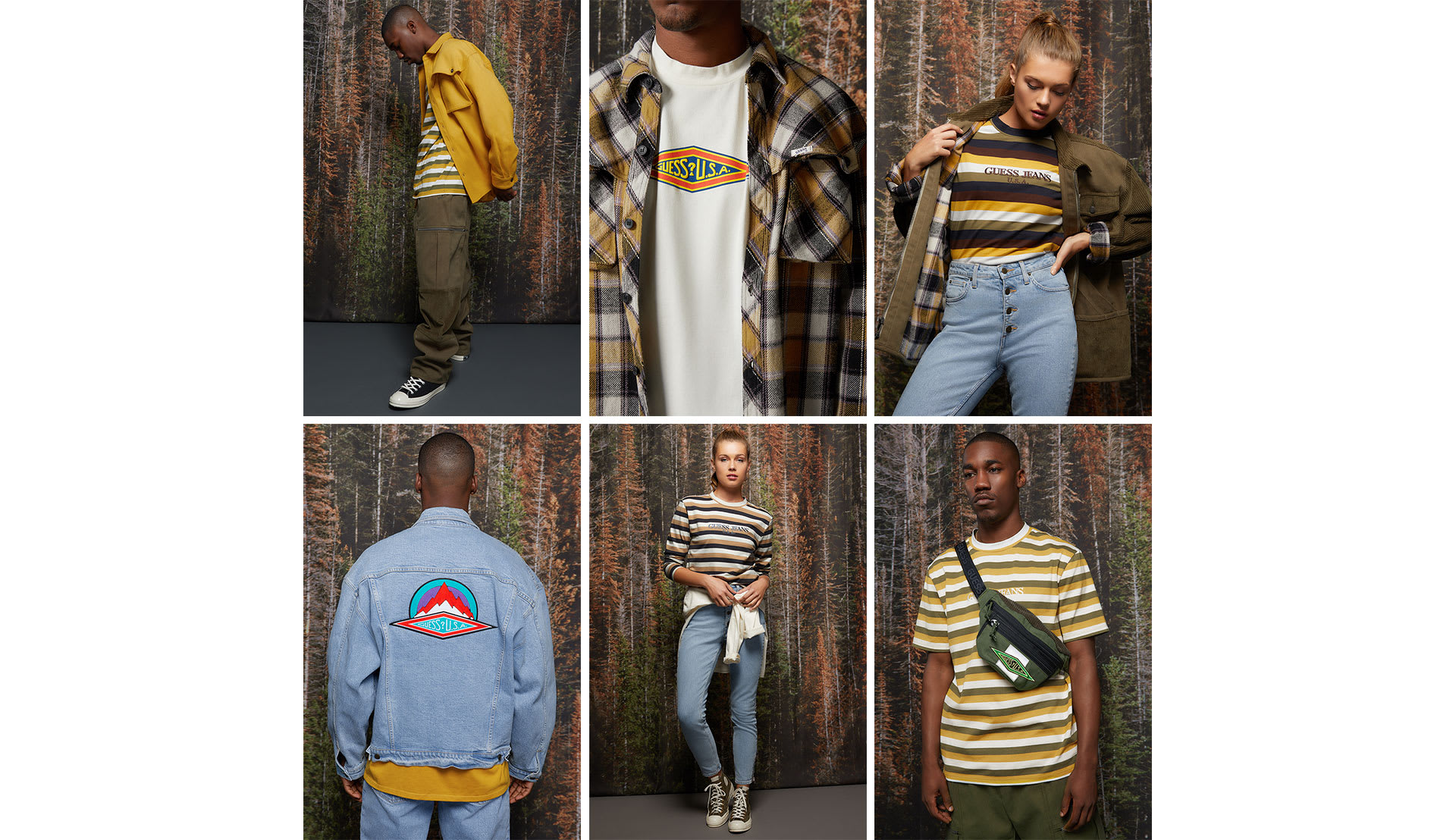 Fall 2018 GUESS JEANS