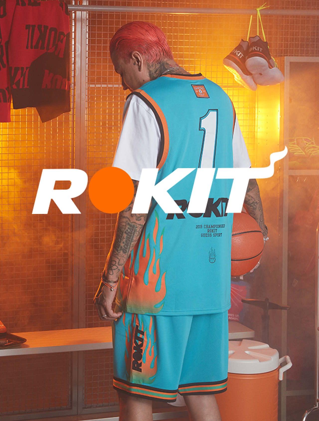 GUESS Sport Rokit