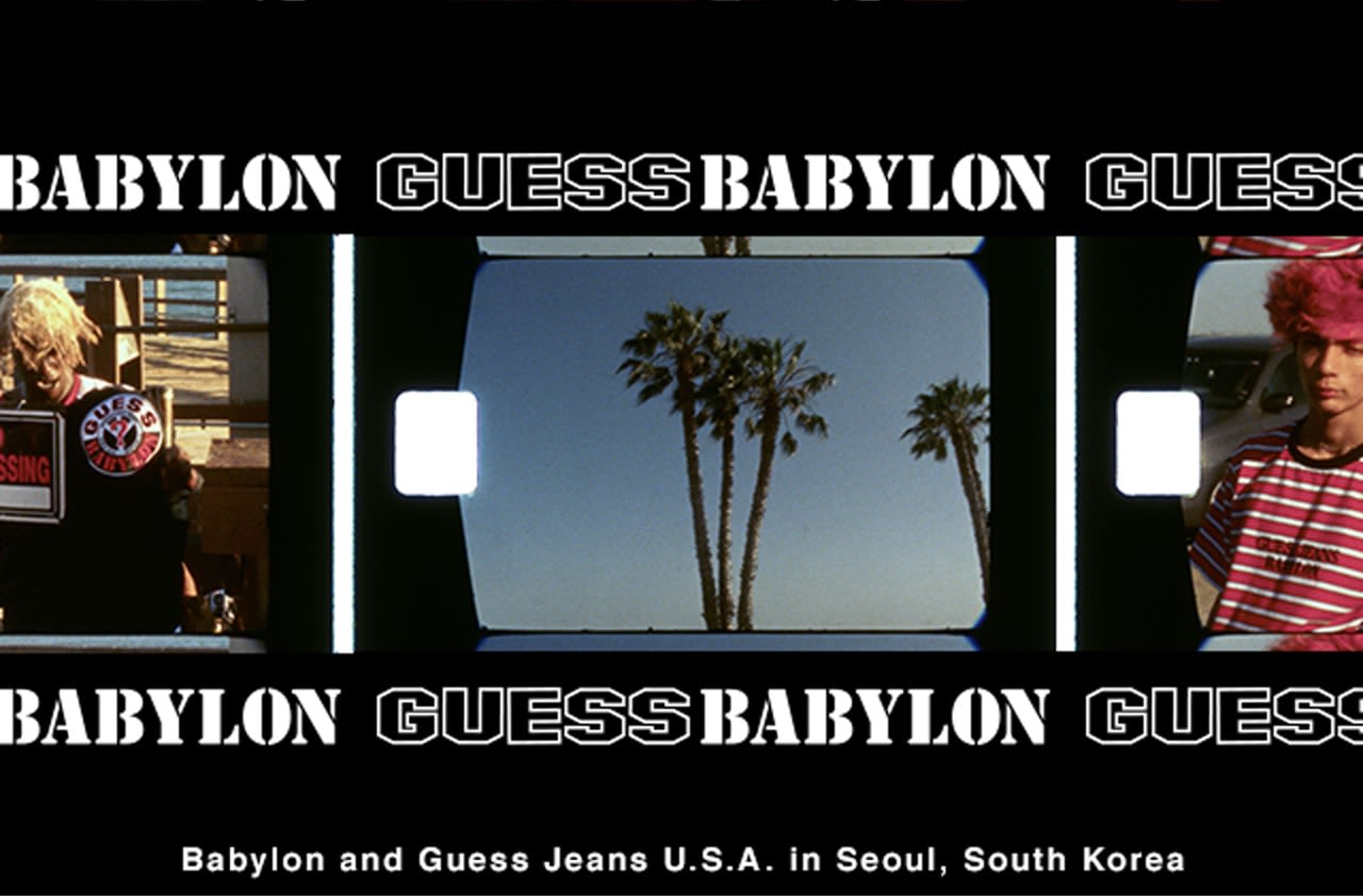 GUESS Jeans USA Babylon