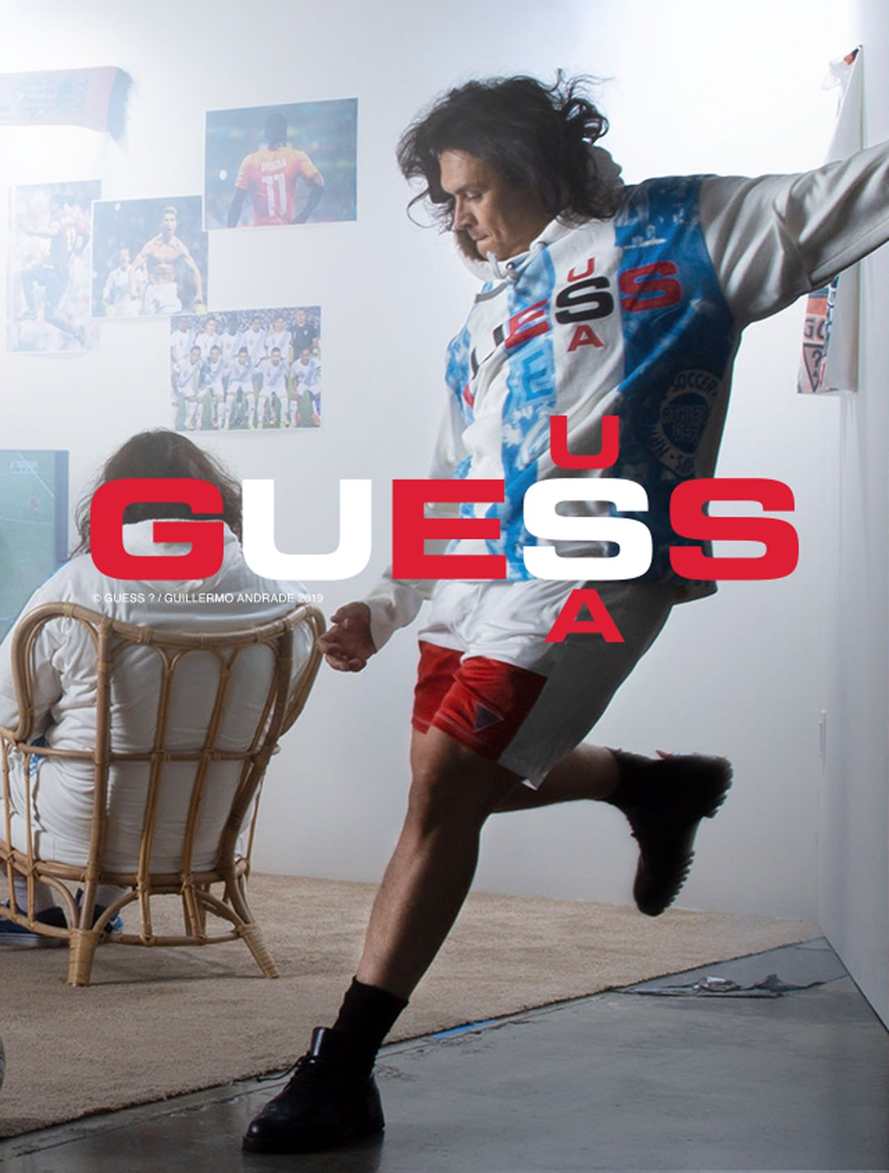 GUESS Sport Guillermo