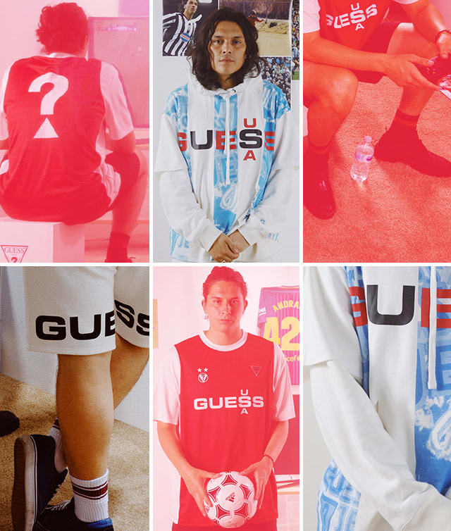 GUESS Sport USA Guillermo