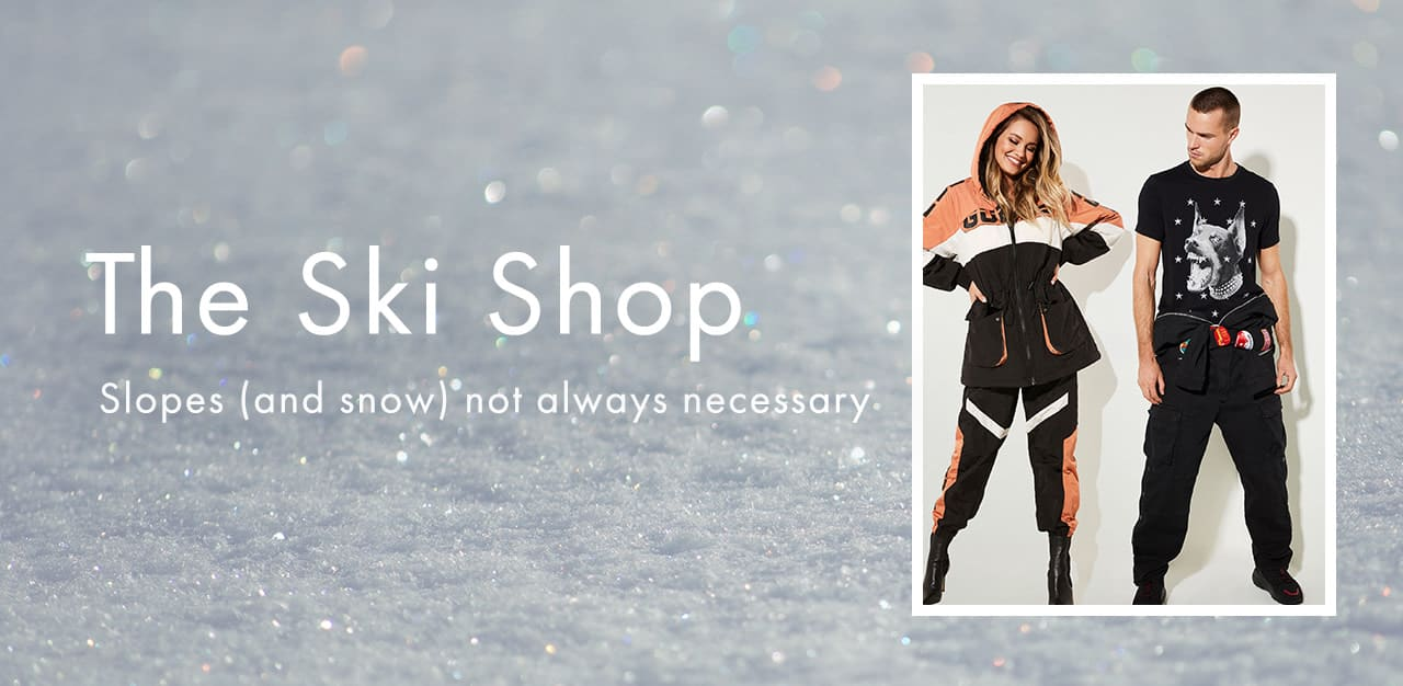 SKI SHOP FOR WOMEN AND MEN