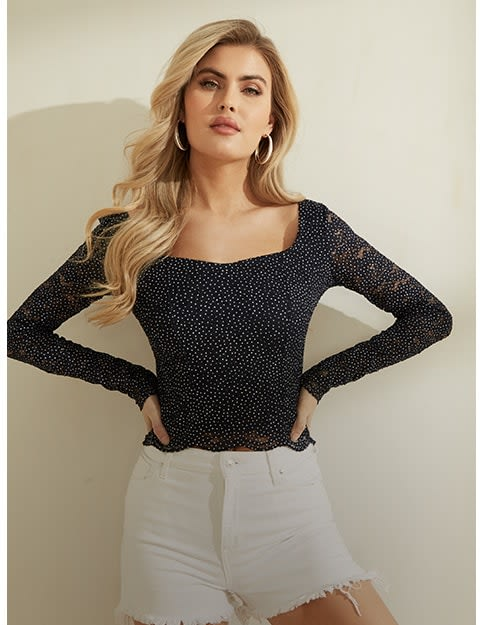 Women's Lace Tops