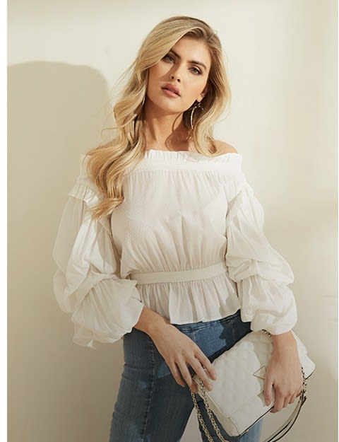 Women's off-the-shoulder tops