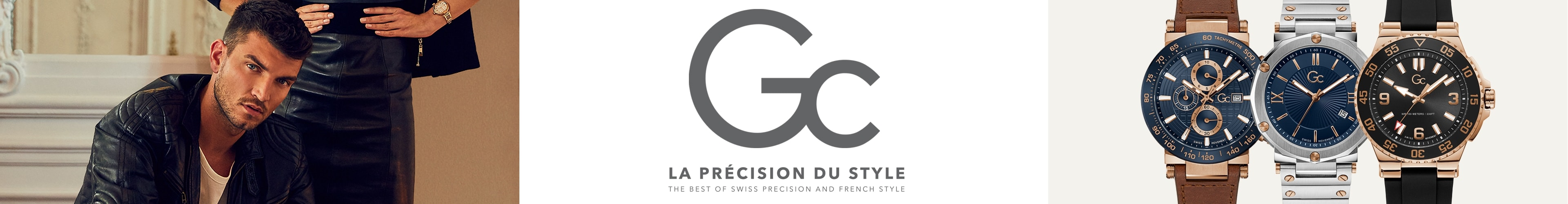 The best of swiss precision and french style
