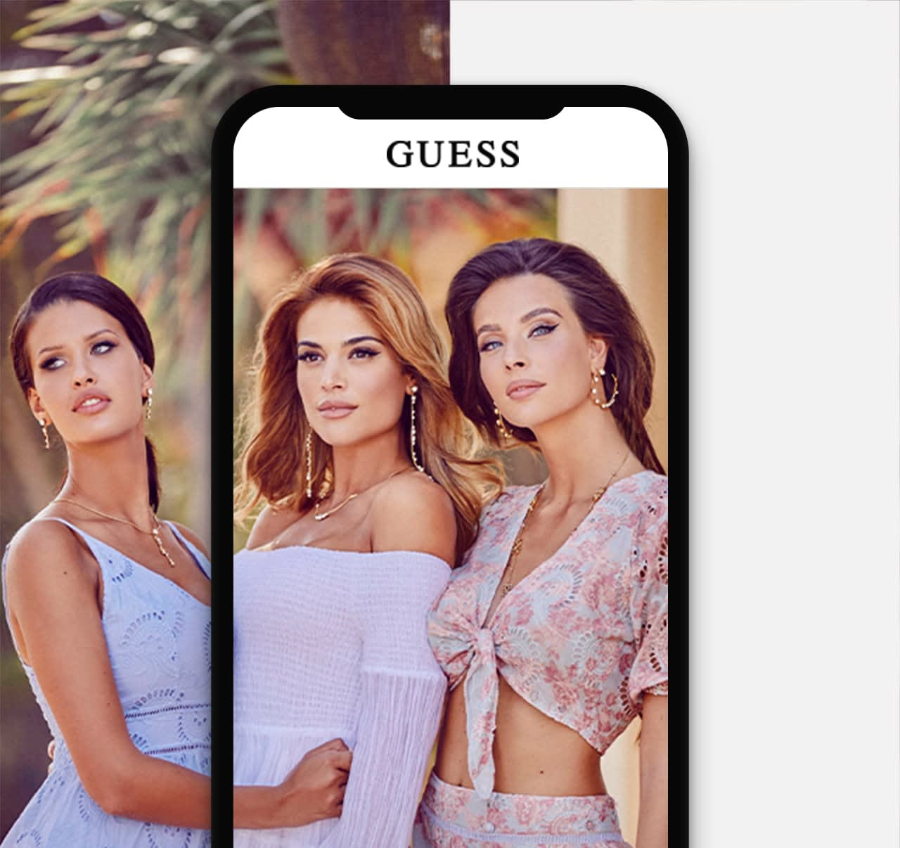 GUESS 81 App: A VIP shopping experience