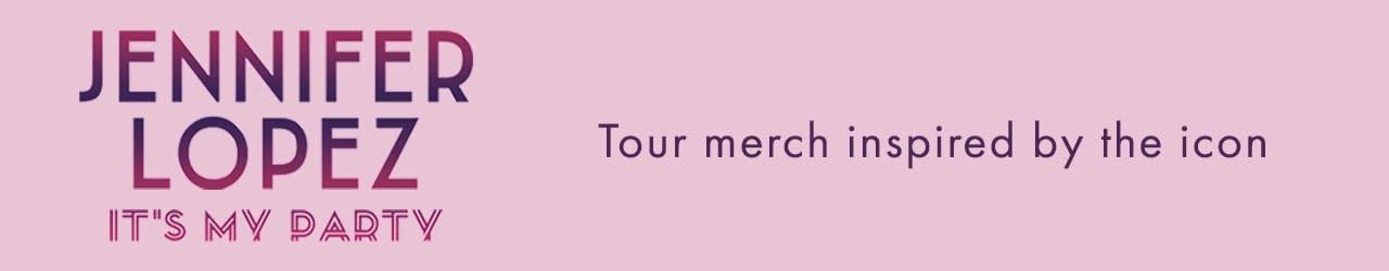 JLO Tour Merch