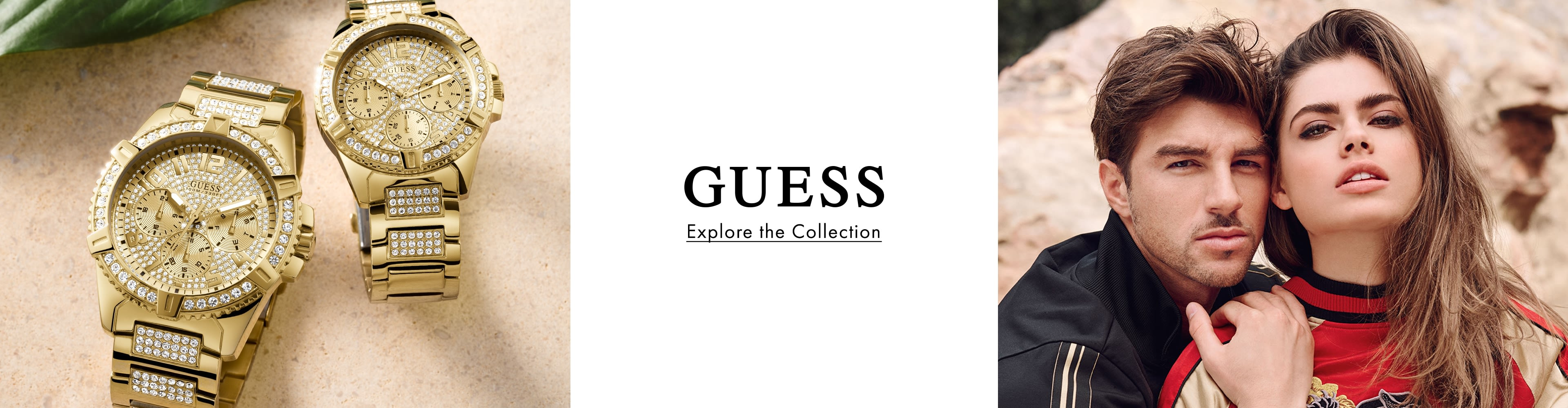 GUESS Sequel Diana Georgie Watch
