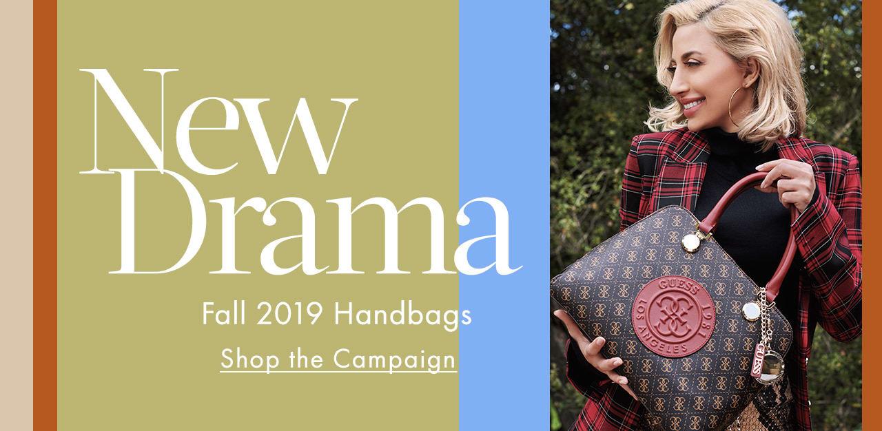Fall 2019 Handbags